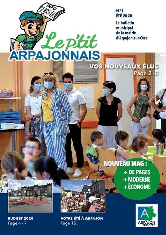 Mag Arpajon JUILL 2020 WEB