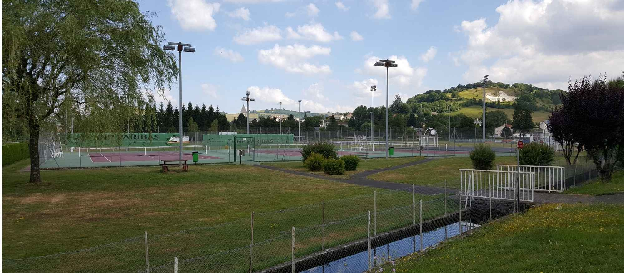 tennis bandeau